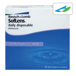 Bausch & Lomb - SofLens Daily Disposables Contact Lenses