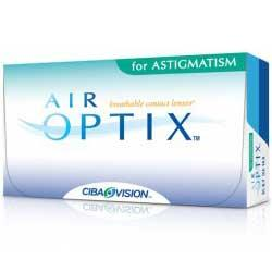 CIBA Vision - Air Optix for Astigmatism Contact Lenses